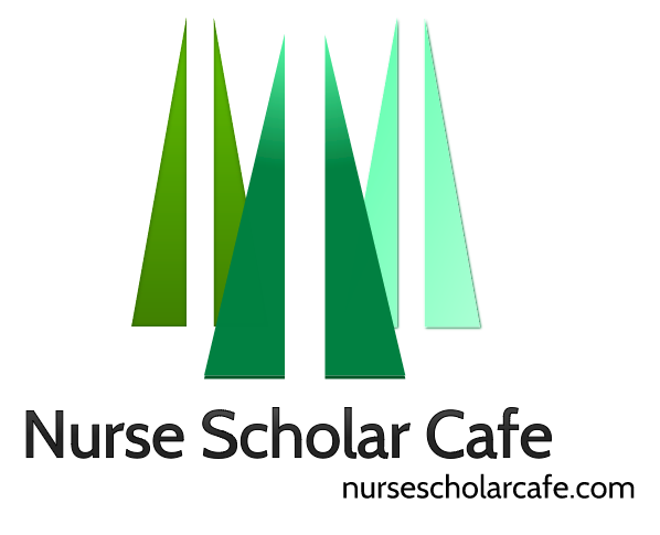 """Nurse Scholar Cafe"" icon"